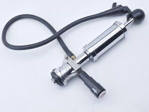 Micro Matic Beer Dispensing Keg Tap Pump Stainless Pump Free Shipping