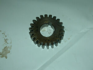 Atlas Craftsman 10 12 Inch Lathe Quick Change Gearbox 22 Tooth Gear 10 1517 Used
