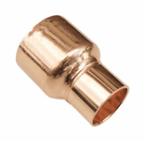 Copper Reducer 7 8 Coupling X 3 8 Coupling Will Fit On Sizes Shown In O d
