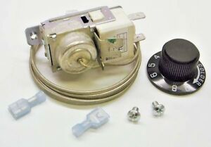 True Beer Cooler Thermostat Part 988282 For Use With True Tssu Mb Series