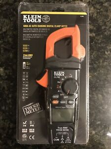 Klein Tools 600a Ac Auto Ranging Digital Clamp Meter Cl700 Free Priority Mail