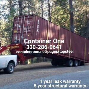 20 And 40 Steel Conex Storage Shipping Containers In Mobile Al