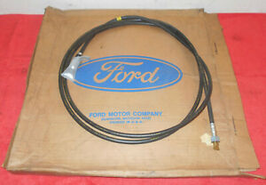 1963 1965 Ford Ct800 Ct850 Ct900 Ct1000 Ct1100 Ct750 Truck Nos Speedometer Cable