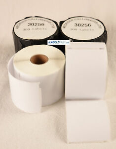 30256 White Large Shipping Labels 2 5 16 X 4 Compatible With Dymo