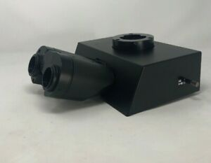Olympus Microscope Trinocular Fv3 swetr Super Wide Head Fluoview For Bx Series