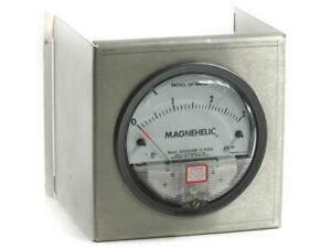Dwyer 2003 Magnehelic Differential Pressure Gage Range 0 3 Wc