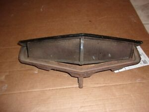 Chevrolet 1937 1938 Chevrolet Cowl Vent Door With Nice Screen And Drip Trough
