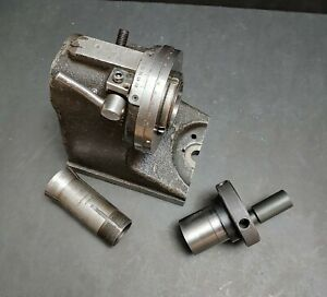 Rare Hardinge H 4 Horizontal 5c Collet Indexer Fixture Machinist South Bend Spin