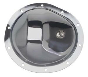 Trans Dapt 8784 Chrome Complete Differential Cover Kit