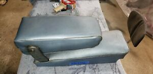 1968 Dodge Charger Buddy Seat Gtx Road Runner Center Armrest Mopar Correct Oem