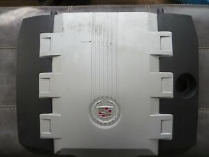 2008 Cadillac Cts Engine Cover 3 6 L