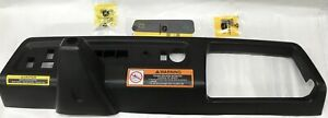 John Deere 6x4 Diesel Gator Dash With Indicator Light Cover Fits Sn Above 002298