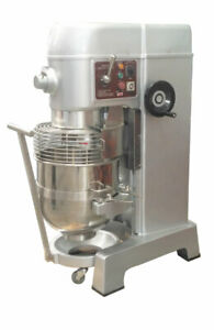 Atosa Ppm 60 70 Quart Heavy Duty Floor Planetary Mixer