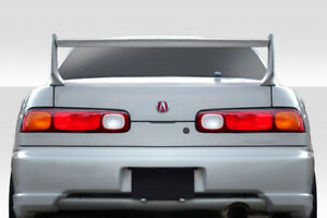 94 01 Acura Integra Type M V2 Duraflex Body Kit Wing Spoiler 115656