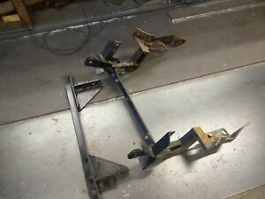 Fisher Snow Plow Mount Ford 1992 1998