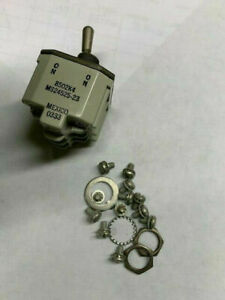 Eaton Toggle Switch 8502k4 Ms24525 23
