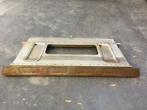 Brookville Roadster Model A Sedan Rear Seat Frame 1928 1929 Hot Rod Rat Rod Trog
