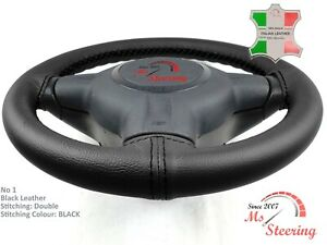 For Acura Integra 86 88 Black Leather Steering Wheel Cover Chosen Colours 2 Sti