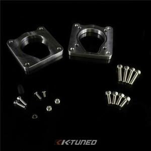 K tuned 80mm Domestic To Rbc Adapter Plates With Hardware
