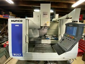 2006 Hurco Vm2 Cnc Milling Machine Vertical Machining Center