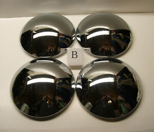 4 Baby Moons Hub Center Cap Smoothies Moon Clip Retention Scratch And Dent B