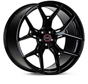 Vossen Hf 5 20x10 5 5x114 3 Et45 Concave Hybrid Rotary Forged Wheel