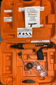 Itw Ramset Sa270 27 Cal Powder Actuated Tool