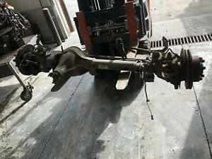 2011 2012 Ford F250 F350 Super Duty Front Axle Assembly Srw 3 73 Ratio