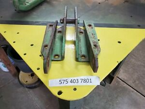John Deere Catagory 2 Hitch Cultivator Planter Chisel Plow Ripper Sub Soiler