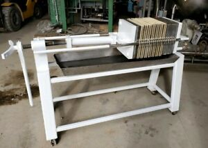 Star Tank Filter Stainless Steel Filter Press From Sanitary Plant