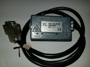 Edwards Exdc 160 45 Deg D39646600 Turbo Pump Controller 24v
