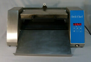 Deli Chef A 1g Front Ejection Automatic Commercial Panini Press