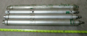 Lot Of 4 Chicago Air Cylinder 3dp 16 10 5 s
