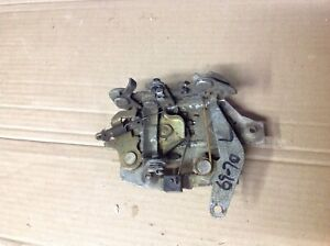 1969 70 Mustang Cougar Lh Door Latch For The Convenience Control Warning System