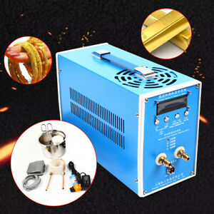 High frequency Zvs Induction Heater Heating Machine Melting Quenching Furnace