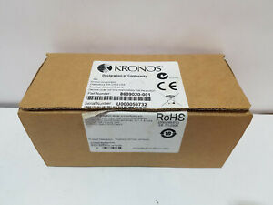 Kronos 8609020 001 Biometric Touch Id Moduie For Intouch 9000 In touch