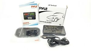 Pyle Phud15 Pyle Universal 5 5 Car Hud Head up Display Projector
