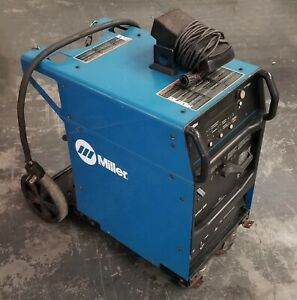 Miller Syncrowave 200 Tig stick Welder With Foot Pedal Control