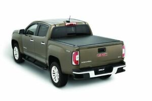 Tonno Pro Lo Roll Tonneau Cover For 05 20 Nissan Frontier 5 Bed Lr 4005