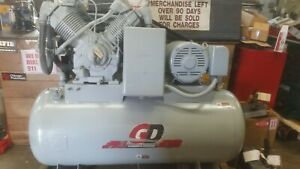 Champion R70 Air Compressor 120 Gallon Tank 76 7 102 1 Cfms 25 Hp 3 Ph