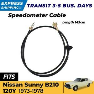 Speedometer Cable Wire Sprinter Made For Datsun Nissan Sunny B210 120y 1973 78
