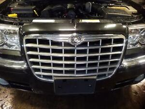 2005 2010 Chrysler 300 Grille Silver And Chrome 06 07 08 09 10