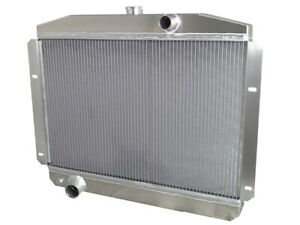 1961 1964 Ford Truck Best F 100 Radiator Wizard Cooling Made In Usa Manual Trans