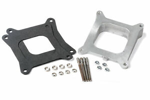 Holley 717 2 Carb Spacer Wedge Plate