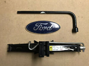 2014 2015 2016 2017 2018 Ford Transit Connect Jack And Lug Wrench