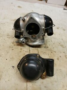 1932 Early 1936 Ford Distributor With Coil And Dist Caps 1933 1934 1935