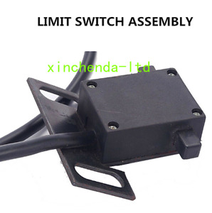 1set Mill Machines Parts Limit Switch Assembly Servo Power Feed Type 4 Wires