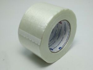 1 Roll 2 83 In Wide Intertape Polymer Rg400 72mm X 55m Filament strapping Tape