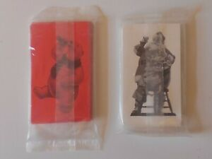 1999 Coca Cola Monopoly Replacement Cards Chance & Community Chest Sealed / New