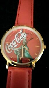 Coca Cola Watch unique design  brand new. Perfect for collecters too.